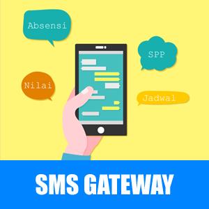 Aplikasi SMS Gateway Sekolah