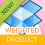 Aplikasi SPK Metode Weighted Product (WP)
